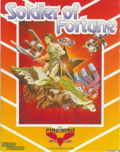 ZX Spectrum Games - Soldier of Fortune
