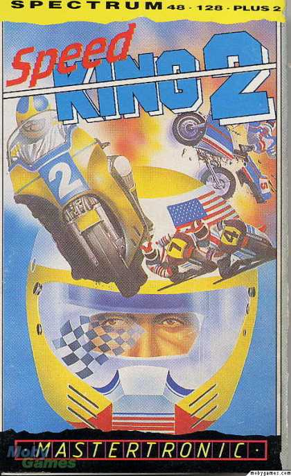 ZX Spectrum Games - Speed King 2