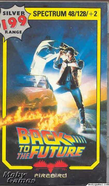 ZX Spectrum Games - Back to the Future