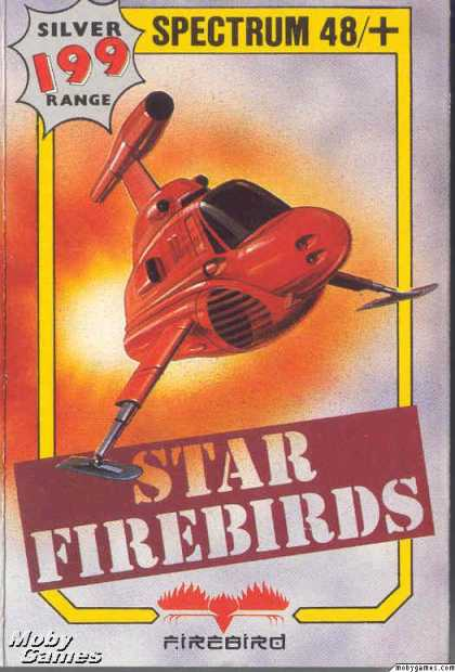 ZX Spectrum Games - Star Firebirds