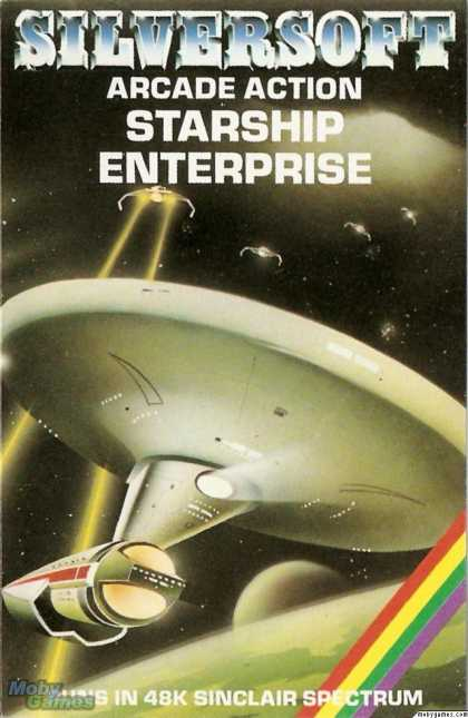 ZX Spectrum Games - Starship Enterprise