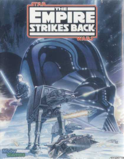 ZX Spectrum Games - Star Wars: The Empire Strikes Back