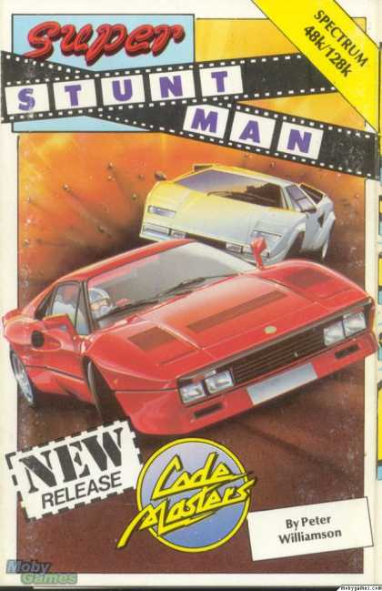 ZX Spectrum Games - Super Stuntman