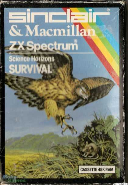 ZX Spectrum Games - Survival