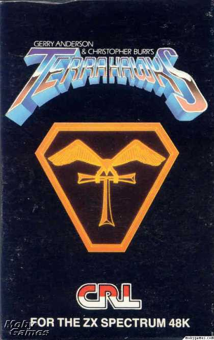 ZX Spectrum Games - Terrahawks