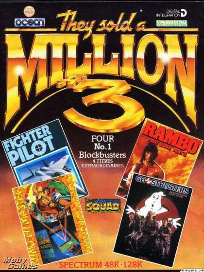 ZX Spectrum Games - They Sold a Million 3