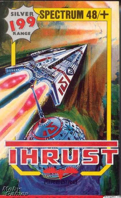 ZX Spectrum Games - Thrust