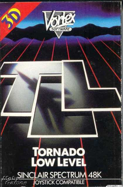ZX Spectrum Games - TLL: Tornado Low Level