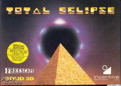 ZX Spectrum Games - Total Eclipse
