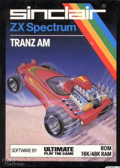 ZX Spectrum Games - Tranz Am