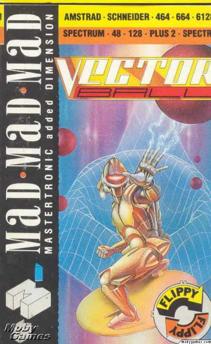 ZX Spectrum Games - Vectorball