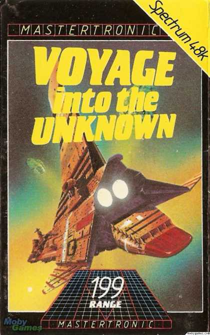 ZX Spectrum Games - Voyage into the Unknown