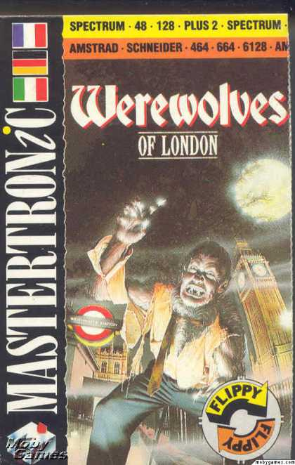 ZX Spectrum Games - Werewolves of London