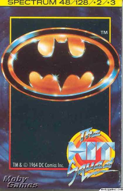 ZX Spectrum Games - Batman: The Movie