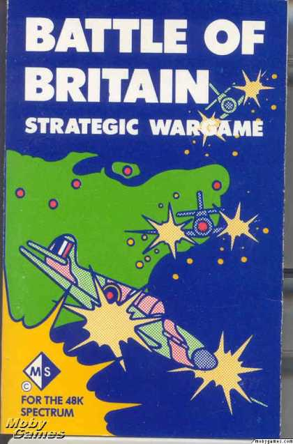 ZX Spectrum Games - Battle of Britain