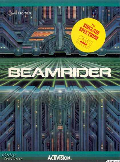 ZX Spectrum Games - Beamrider