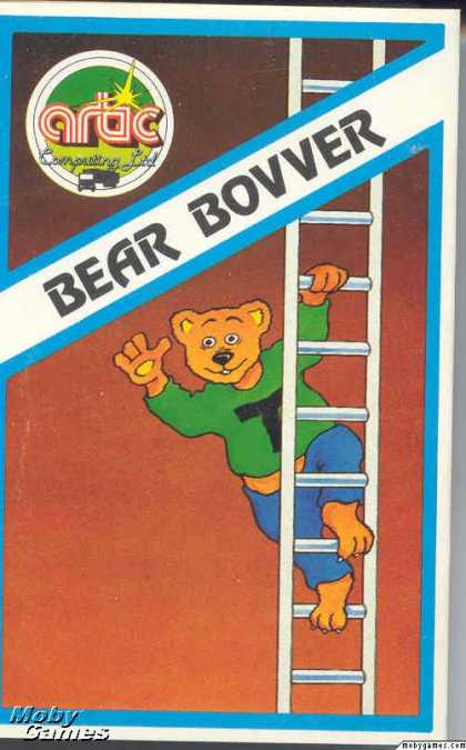 ZX Spectrum Games - Bear Bovver