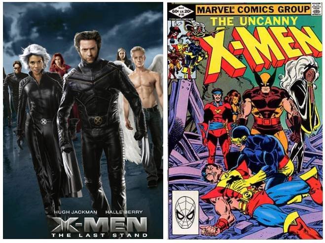 Image result for cool comic books better than movie